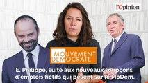 Soupçons d'emplois fictifs au Modem, un caillou dans la chaussure de Bayrou