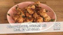 Faites votre «Food Revolution» avec un poulet au miel et au soja