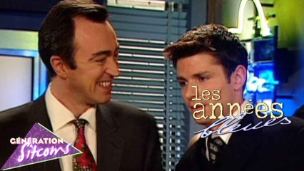 Les annees bleues - Episode 17 - Valentin, Valentine