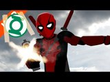 Pivot Deadpool Opening Fight Scene Animation