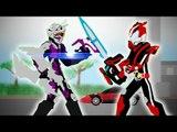 PIVOT Kamen Rider Drive VS Mashin Chaser【仮面ライダードライブ】