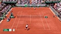 Roland-Garros 2017 : Andy Murray est infranchissable quand il active le mode défense ! (7-6, 3-6, 3-4)