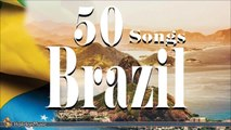 Various Artists - Brazil - 50 Songs | Bossa Nova, Samba, Latin Jazz, Música popular brasileira