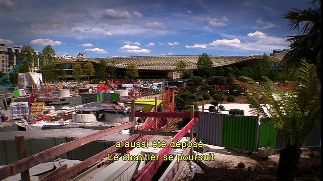 Les Halles Côté Chantier, épisode 17