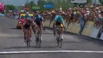 Arrivée / Finish - Étape 6 / Stage 6 - Critérium du Dauphiné 2017