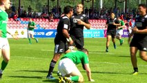 Top 5 tries from match day 3 at the World Rugby U20 Champion