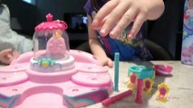 Shopkins Glitzi Globes Toy Review byw Globes at home!