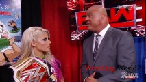 WWE Raw Highlights 6-5-17 - WWE Raw Highlights 5th June 2017 - WWE Raw Highlights 6-5-2017