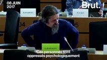 Le député européen Luke Ming Flanagan demande de protéger les lanceurs d'alerte