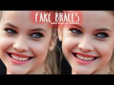 how to make the best fake retainer/braces - video dailymotion