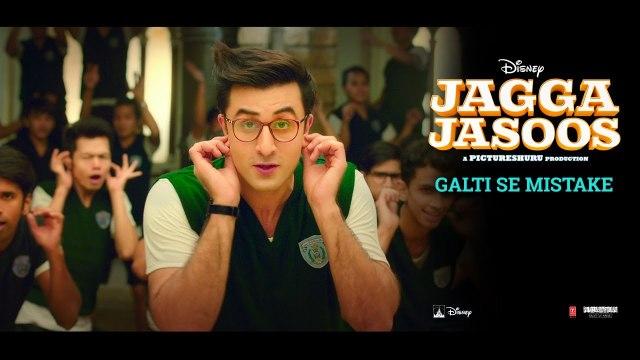 Galti Se Mistake Full HD Video Song Jagga Jasoos 2017 - Arijit Singh & Amit Mishra - Ranbir Kapoor & Katrina Kaif