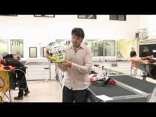 Inside Spyker Formula One: Race suit