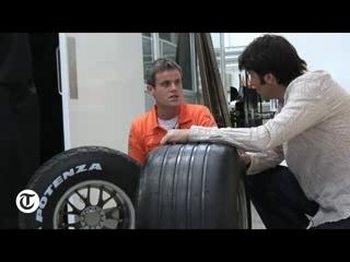 Inside Spyker Formula One: Tyres