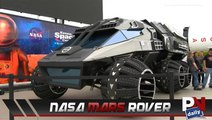 NASA Has A New Mars Rover Concept That Looks Ready For Armageddon