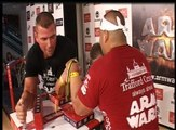 Arm Wars | Arm Wrestling Super Series | Episode 67 | Michael Todd breaks his arm!