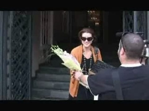 Kate Walsh coming out of Kate Somerville on her 40t Birthday