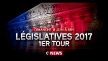 CNEWS - Bande annonce Législatives 2017 - Soirée électorale 1er Tour (2017)