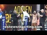 UK Fan Looks Like Carrot Top - Esnews Boxing