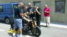 F1 Motorcycle - Honda CBX 1050 - 6 Cylinder - CBX 1000