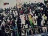 Roffo du 10 avril 2012  - réaction des deux camps avant le combat Eumeu Sene / Lac 2