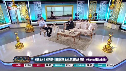 Mehmet Okuyan'la Sahur Sohbetleri 11 Haziran 2017