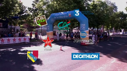 Roller Marathon de Dijon 2017- course Masters