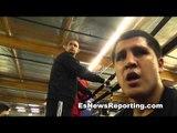BKB Champ Pleos: Only Edwin Valero Hit Harder Than Mikey Garcia - esnews boxing