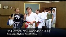 Karate, Best Fight Scenes, Action Scenes