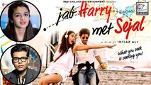 Bollywood Celebs REACTION On SRK's Jab Harry Met Sejal Poster | Shah Rukh Khan, Anushka Sharma