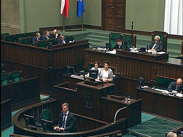 Poseł Dorota Rutkowska - Wystąpienie z dnia 08 czerwca 2017 roku.