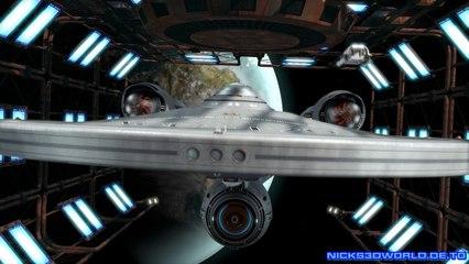 Star Trek demoreel 2016