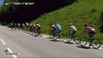 L'échappée du jour / The breakaway of the day - Étape 7 / Stage 7 - Critérium du Dauphiné 2017