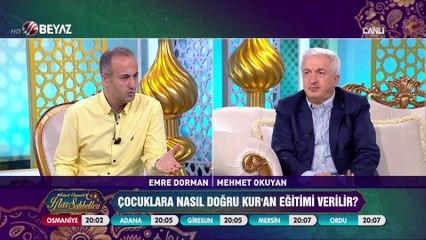 Mehmet Okuyan'la İftar Sohbetleri 9 Haziran 2017