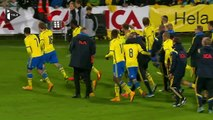 Euro Espoirs Layvin Kurzawa l'arroseur arrosé contre la Suède !