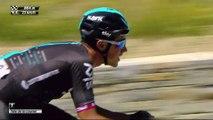 Flamme rouge - Étape 7 / Stage 7 - Critérium du Dauphiné 2017