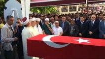 Şırnak Şehidi Uzman Çavuş Tiftik, Ankara'da Son Yolculuğuna Uğurlandı