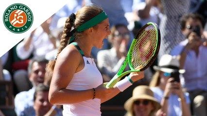 Roland-Garros 2017 : Finale Ostapenko - Halep - Les temps forts