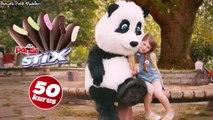 Yeni Panda Reklamları - Panda Maraş Kesme, Gofretto ve Stix Reklamı Uzun Versiyon,Çocuklar için çizgi filmler 2017