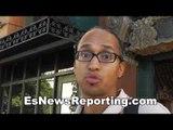 Doug Fischer and Paul Williams Talk Boxing EsNews