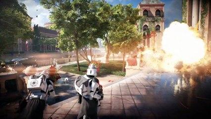 Official Gameplay Trailer de Star Wars : Battlefront 2