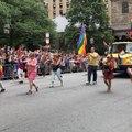 Cheers as Pulse Nightclub Survivors Ride Boston Pride Parade Float