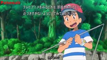 Ash, Kiawe, and Sophocles Pitch Their Tents! Pokémon Sun & Moon Anime [English Subbed]