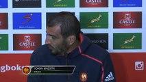 "XV de France - Maestri : ""Aucune excuse"""