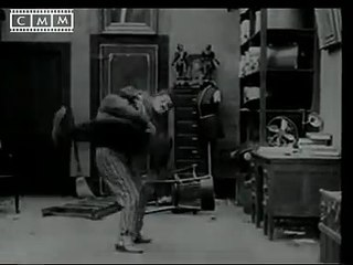 Charlie Chaplin The Pawnshop