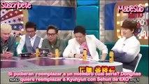 [Sub Español] Donghae quiere remplazar a Kyuhyun