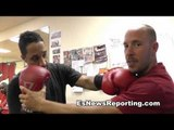Fighting A Southpaw Everything You Need To Know - boxing Basics EsNews