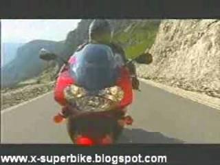 Aprilia Falco On Road