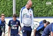 Mondiali calcio, stasera Italia-Liechtenstein