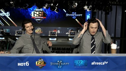 [1/4] GSL RO16 Group A: Stats / Trap / ByuL / GuMiho