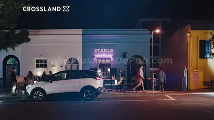 pub Opel Crossland X 2017 [HQ]